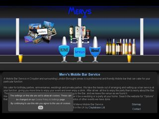 Mervs Mobile Bar