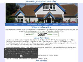 Кровать Pen-Y-Bryn